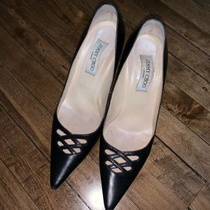 Jimmy Choo Black Pump